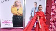 Glamorosa Miley Cyrus al tomar lugar de su marido