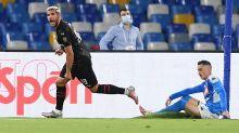 Naples et Milan se quittent en bons amis (2-2)