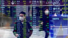 Asian stocks near two-year high as virus treatment hopes lift mood