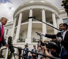 AP Explains: Is a Trump White House acceptance speech legal?