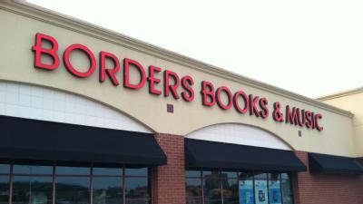 Borders Closing All Stores
