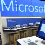Microsoft warns it will miss quarterly guidance
