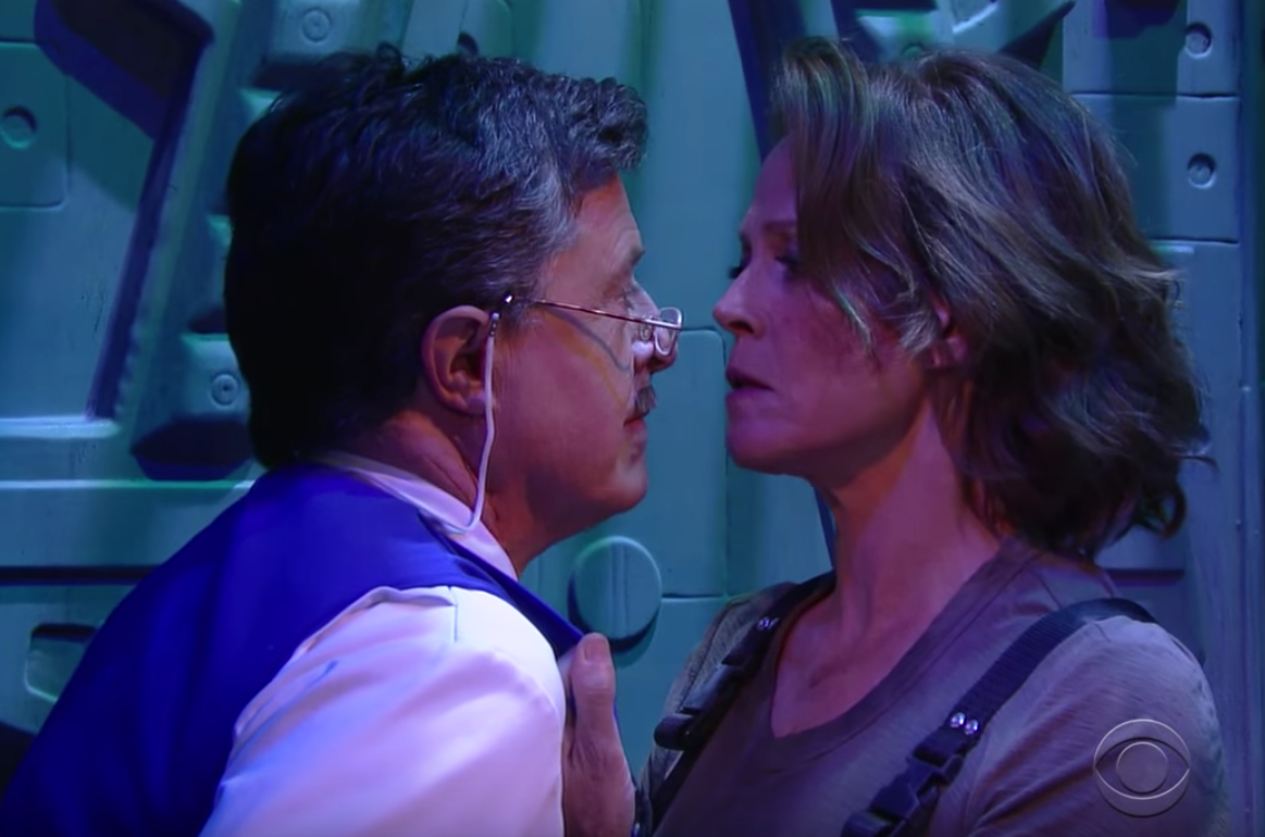 Who You Gonna Call? Sigourney Weaver Joins Ghostbusters