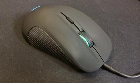 The SteelSeries Rival is a serious gaming mouse without a serious rival