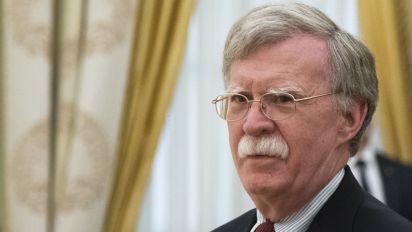 Bolton faces tense Russia talks on nuclear treaty