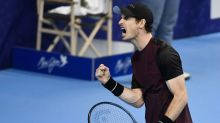 Tennis: Andy Murray knocked out in Montpellier first round