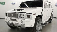 LeBron James 座駕 Hummer H2 即將展開拍賣