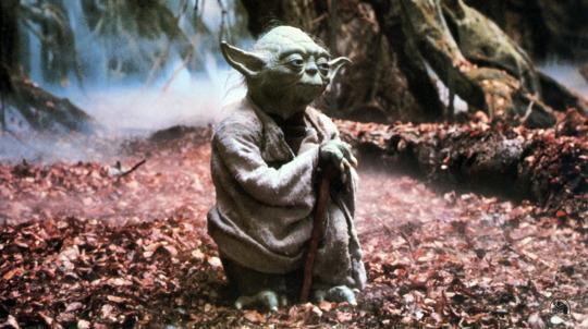 how one 39 star wars 39 creature maker is trying to save yoda. Black Bedroom Furniture Sets. Home Design Ideas