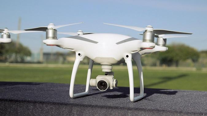 FAA considers rules allowing small drones to fly over people