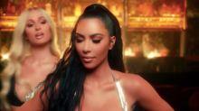 Paris Hilton lanza este videoclip con Kim Kardashian