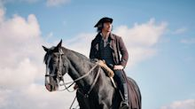 Aidan Turner: I won't be able to watch the final series of Poldark