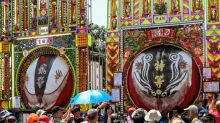 Taiwan's polarising pig festival draws smaller sacrifices