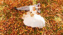 Diese Hochzeitsfotos gehen um die Welt