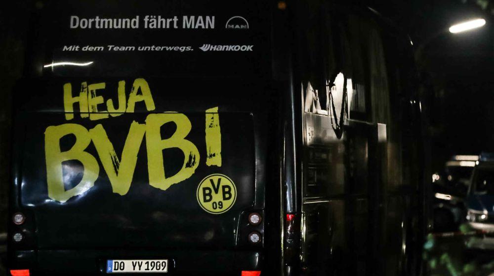 Attacco al pullman del Borussia Dortmund, arrestato un islamico