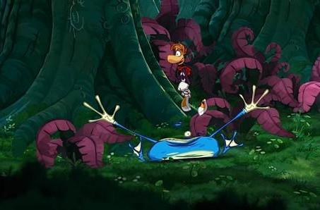 Rayman Origins is a retail game, now coming holiday 2011