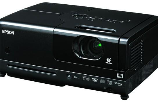 Epson releases MovieMate 55 projector with built-in DVD player