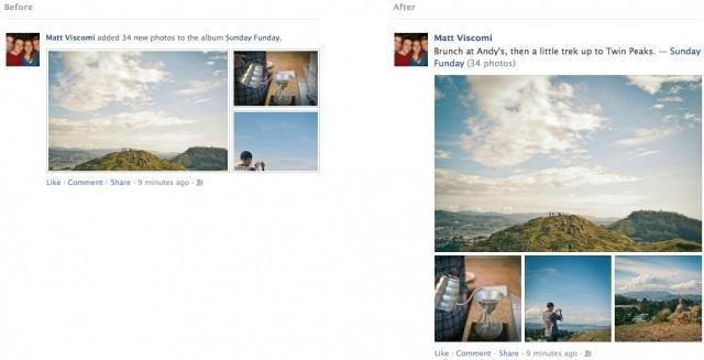 Facebook brings bigger images and text to its news feed, because size does matter