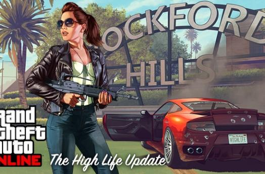 Grand Theft Auto 5 High Life patch adds apartments, removes alcohol-ception glitch