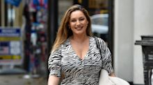 Kelly Brook reveals she was least happy when at her slimmest