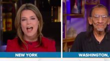 Savannah Guthrie slammed for Nathan Phillips interview: 'God this is a disgrace'