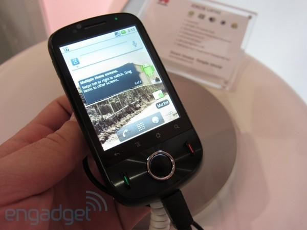 Huawei Ideos hands-on