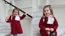 Kindergarten-Debüt: So viel kostet Prinzessin Charlottes Outfit