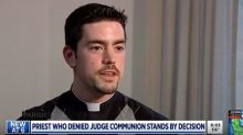 Michigan Catholic Priest Refuses To Offer Communion To Married Lesbian Judge