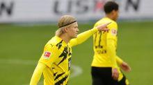 Dortmund startet im Pokalfinale mit Haaland