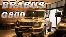 【HD影片】2000萬G級猛獸抵台!BRABUS G800一年僅打造24台