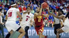 USC topples SMU to advance from the First Four to the second round