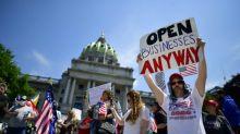 US judge calls Pennsylvania virus restrictions 'unconstitutional'