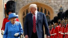 Did the Queen quietly mock Trump with her jewellery during his UK visit?