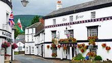 Log fires, hearty food and four-poster beds, the best pubs with rooms in Wales
