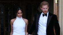 Enrique y Meghan bailaron al ritmo de 'I Want to Dance With Somebody' en su boda