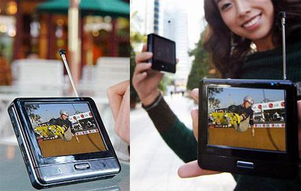 LG's N1: the T-DMB, surround sound, GPS Windows Mobile PDA