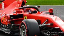 """F1: Leclerc diz que não espera """"milagres"""" da Ferrari em Spa"""