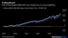 Socially Conscious ETFs Have Some Baffling Holes
