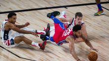 76ers a la espera de detalles sobre la lesión de Simmons