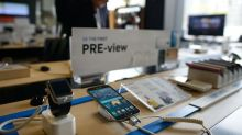 Samsung launch four new products in a day