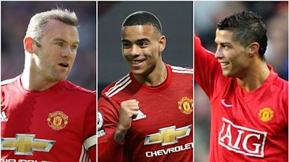 Glorious Greenwood – Mason eclipses United's teenage stars to enter record books