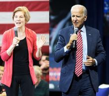 Why Biden Plays Nice With Bernie—and Keeps Ripping Warren