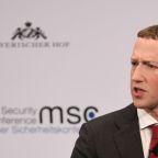 Zuckerberg distances Facebook from Twitter in Trump fight