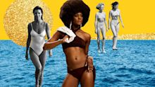 How Swimsuits Have Totally Transformed Through the Years