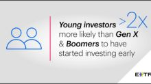 E*TRADE Study Reveals Young Investors Starting Earlier Despite Lifestyle Roadblocks