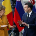 France talks tough on no-deal Brexit deadline, at odds with others