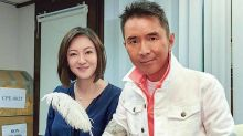 Lam Lei finally marries Taiwanese girlfriend