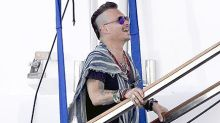 Johnny Depp Vacations in Ibiza (With a New Look) as Amber Heard's Deposition Stalls