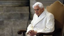 Report: Retired Pope Benedict XVI ill after visit to Germany