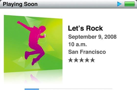 Apple's 'Lets Rock' event is tomorrow: 10:00AM PT / 1:00PM ET