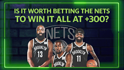 Mad Bets: Is there any value on the Nets to win it all?
